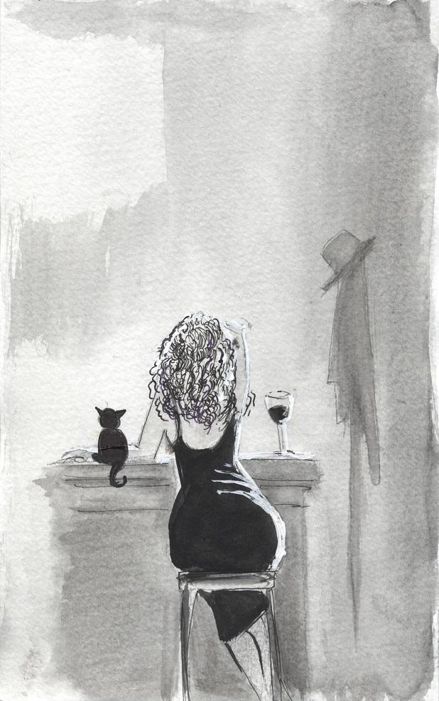 Ilustración de Maribel González Rodero